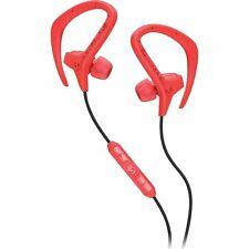 SkullCandy Chops Active Sport In-Ear Hook Headphones iPhone 3 Button Remote Mic