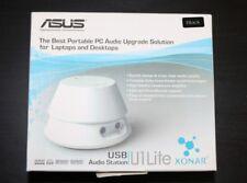 Asus Xonar U1 Lite, USB Audio Station, schwarz, SPDIF