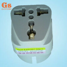 Universal Power Adapter Plug UK/US/EU/AU to Germany/France Travel Power Plug