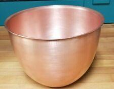 Vintage KitchenAid Atlas Copper Bowl for 4.5 Quart Mixers, K45 & K45SS, NOS