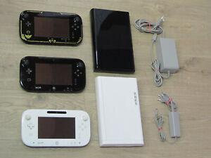 Nintendo Wii U Konsole / Gamepad / Spielekonsole / Kabel (Zustand/ wählbar)
