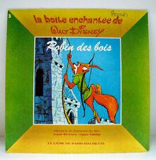 La boite enchantée de Walt Disney 45 tours N° 5 Robin des Bois