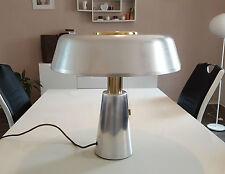 Schreib Tischlampe Pilz Lampe Loft Leuchte 60er/70er Space Age/Panton Ära rar!