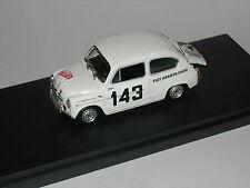 Mod90 1/43 TK.17 Transkit Fiat Abarth 1000 #143 Rally Montecarlo 1964