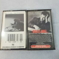 Vintage Billy Joel Cassette Tapes lot 2 Stranger Greatness Hits