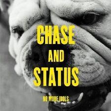 """CHASE AND STATUS """"NO MORE IDOLS"""" CD NEU"""