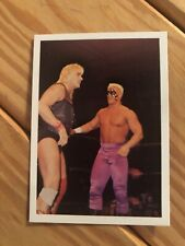 1988 NWA #9 Sting & Barry Windham Wrestling Card WCW WWF WWE
