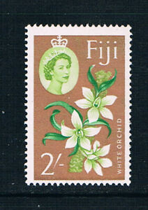 Fiji 1967 2s Apple-green, green and copper **/MNH SG 319a
