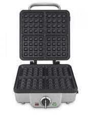 Cuisinart WAF-300 Belgian Waffle Maker with Pancake Plates BPA Free, New