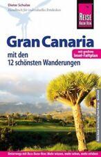 Reise Know-How Reiseführer Gran Canaria mit den zwölf schönsten Wanderungen und