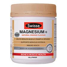 Swisse Ultiboost High Strength Magnesium Powder Orange 180g