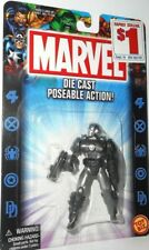 marvel universe toybiz 2002 WAR MACHINE iron man DIE CAST METAL Poseable action