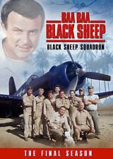 Baa Baa Black Sheep: Black Sheep Squadron - The Final Season (DVD, 2016, 3-Disc
