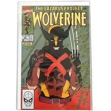 WOLVERINE comic #29  (Marvel, 1991) VF / NM