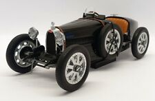 Norev 1/12 Scale Diecast Model 125701 - 1925 Bugatti T35 - Black