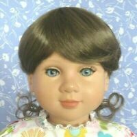 Kemper WISPY TODD Light Brown Full Cap Doll Wig Size 14-15 Unisex, Baby, Toddler