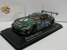 Minichamps 437163003 - Mercedes-Benz AMG GT3 No.3 24h Dubai 2016 Al-Faisal 1:43