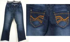 Jeans da donna in denim taglia 42