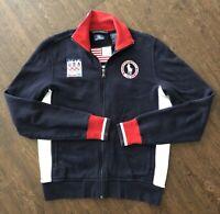 2010 Polo Ralph Lauren USA Vancouver Winter Olympics Podium Jacket Womens Large