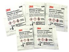 3M 4298 Adhesion Promoter for Acrylic and Rubber Based Tapes, 5 Pack Sponge