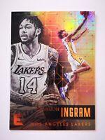 Panini Essentials 2017-18 card carte NBA Los Angeles Lakers #72 Brandon Ingram