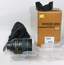 NIKON AF-s NIKKOR 24mm 1.4 G ED N lens