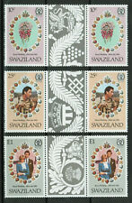 SWAZILAND - 1981 Royal Wedding of Prince Charles and Lady Diana Spencer
