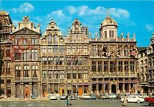 Picture Postcard>>Brussels, A Part Of The Market Place, Grand Place