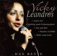 Vicky Leandros Das Beste (14 tracks) [CD]