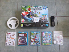Mario Kart 8 Boxed Nintendo Wii U Console 32GB Premium Pack Bundle & Games!!!