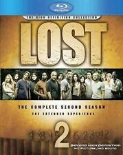 Lost Complete Second Season 0786936787696 Blu Ray Region a P H
