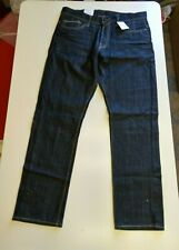 Levi's Men's 511 Skinny Zipper Back Jean Dark Blue 098110002