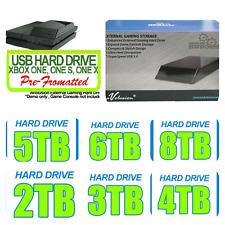 6TB 5/4/3/2TB Avolusion XBOX ONE Gaming Portable External Hard Drive HDD USB 3.0