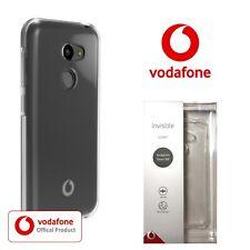 Oficial Vodafone N8 invisible Estuche Cubierta Protectora transparente resistente delgada inteligente OEM