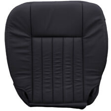 2006 Lincoln Navigator Driver Bottom Leather Cover - Ebony Black