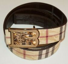 burberry belt   Size 30-32  41inch