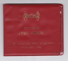 Hendo Souvenir Coin Album First issue 1966 Decimal Currency Febuary G-695