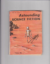 Street & Smith's Astounding Science Fiction October 1955 Pulp