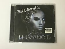 Tokio Hotel - Humanoid (12 Track CD)