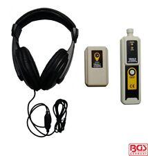 BGS Herramientas ultrasonidos Detector De Fugas Para Tanques De Agua Aire Gas 63524