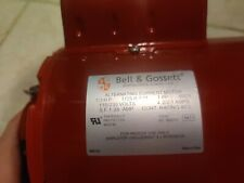 Bell Gossett Circulating Pump 111034 13 Hp 115v 1725 Rpm Single Phase