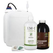 Fermenter-Einsteigerset mit 3 L Fermenter + Urlösung EM 1