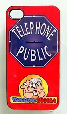 IPHONE 4 COQUE ETUI PROTECTION TRANSPARENT PERSONNALISABLE avec PHOTO TEXTE