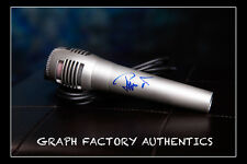 **GFA Phish Rock Band *TREY ANASTASIO* Signed Pyle Pro Microphone AD2 COA**