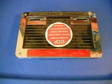 NOS Harley Davidson AMF License Plate Security System 1974-1976 FLH FL FX