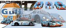 Gulf Racing Porsche 917 K Tribute NEW MUG High quality