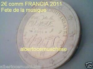 2 euro 2011 FRANCIA france frankreich 30 fete musique musica musik Франция 法国