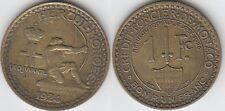 MONACO  Louis II 1 Franc Tireur à l' Arc 1924   Exemplaire numéro 2
