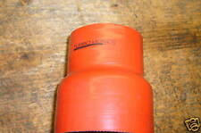 """Silicone Intake Hoses 2""""-2.5"""" transitional hose RED"""