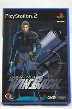 Operation Winback (Sony PlayStation 2) PS2 Spiel in OVP - GUT